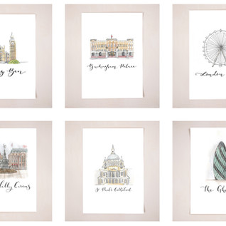 London Print Collection 2