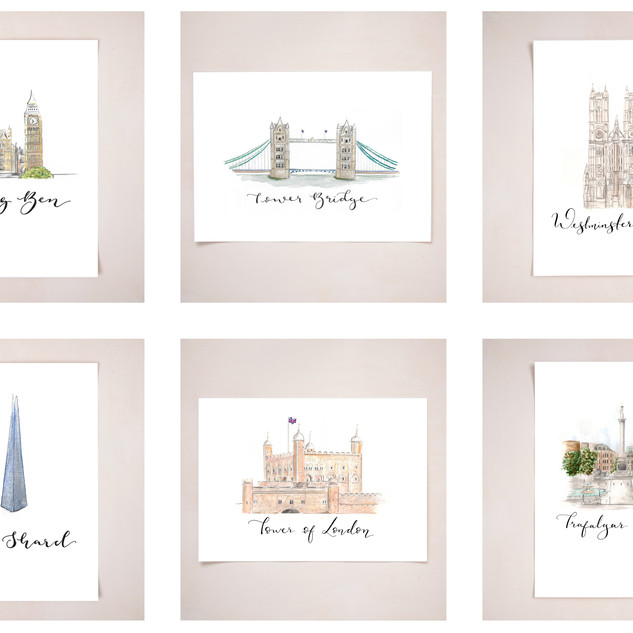 London Print Collection
