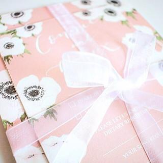 Anemone Invitations - house design