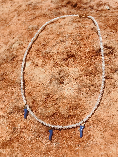 GARGANTILLA CHILI BLUE