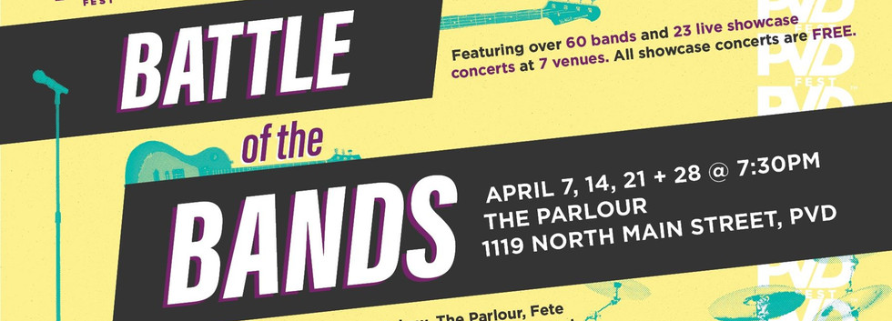 Battle of the Bands Facebook Event Cover