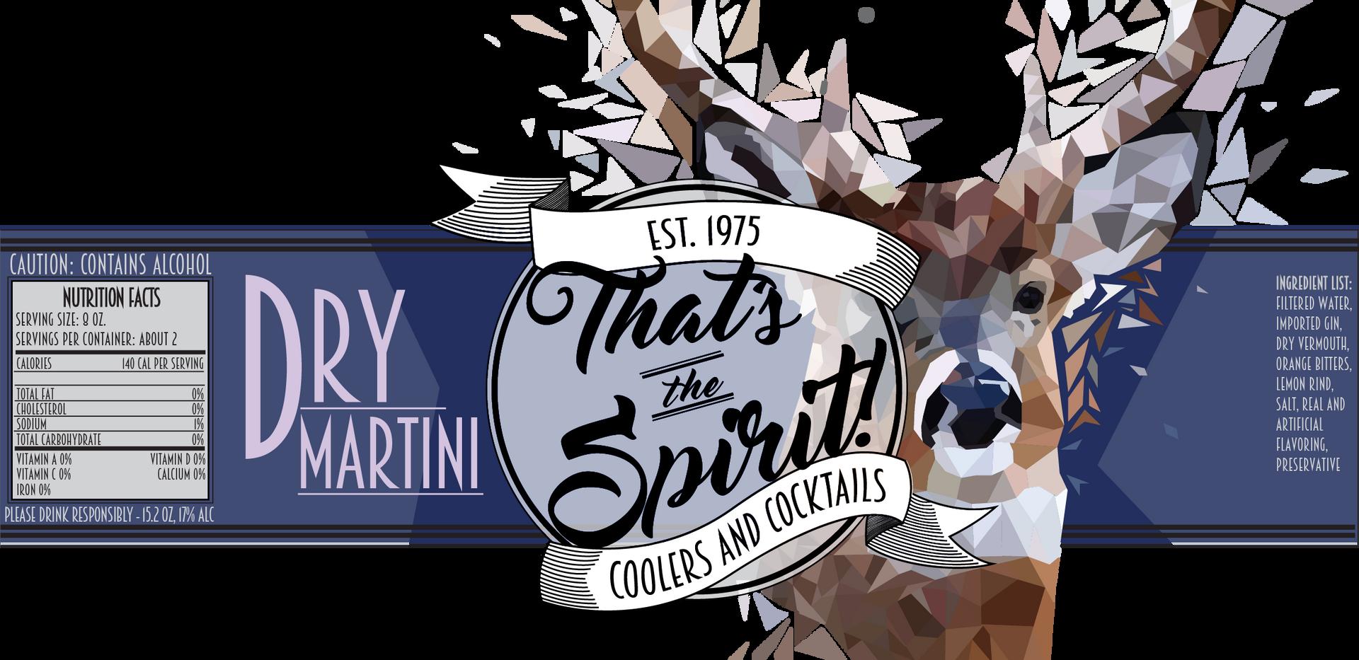 That's The Spirit | Deer Label