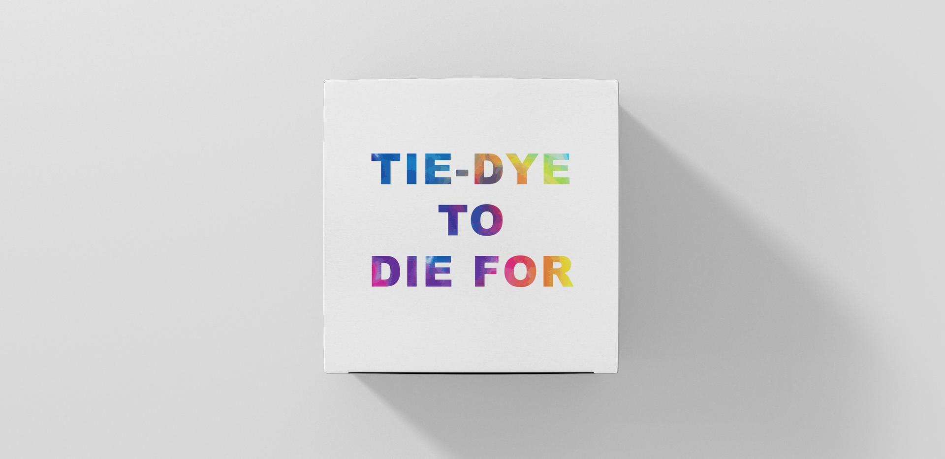 FLIP Apparel Co. | Tie Dye Box II