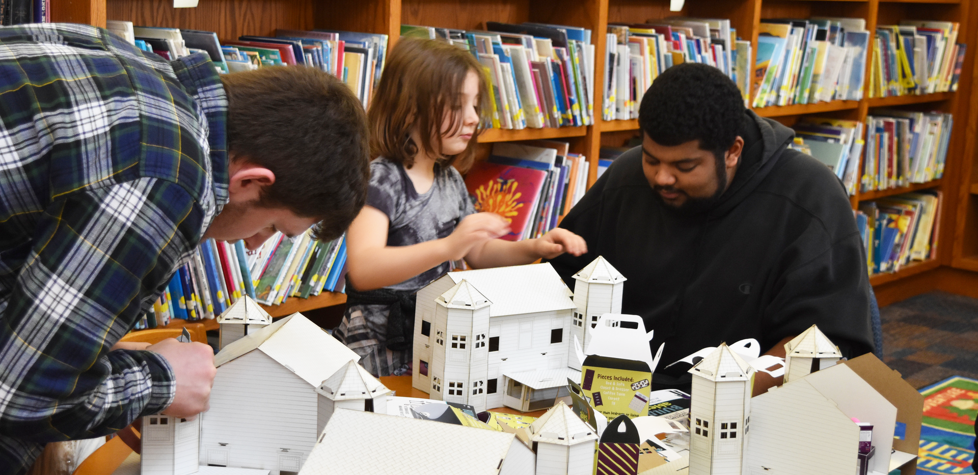 BUILDables   Delivering and Building with Children