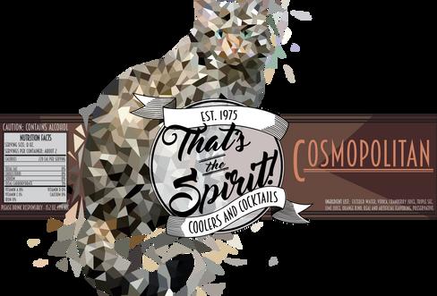 That's The Spirit | Cat Label