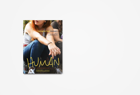 Human Editorial   Cover Page