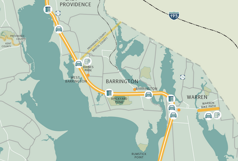 EBBP Wayfinding | Map