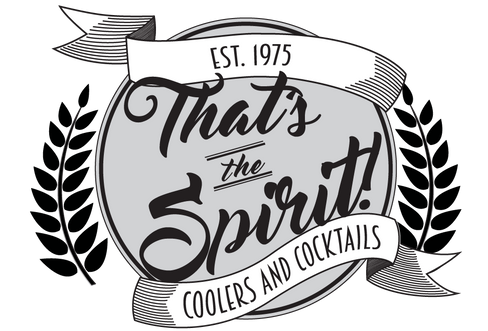 That's The Spirit | Official Logo