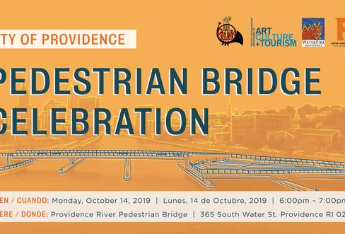 Pedestrian Bridge Celebration
