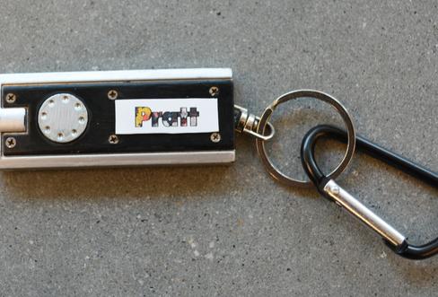 Pratt | Keychain Flashlight