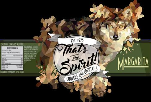 That's The Spirit | Wolf Label