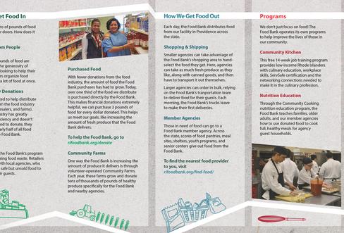 RI Food Bank | Inside
