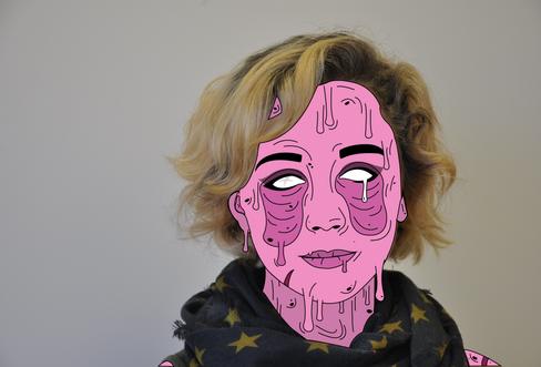 realxsurreal | Zombie Taylor
