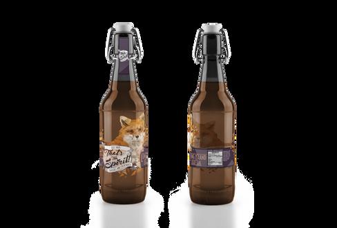 That's The Spirit | Long Island Iced Tea Fox Bottle
