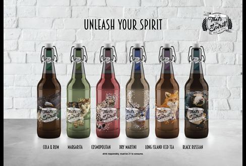 That's The Spirit | Horizontal Ad