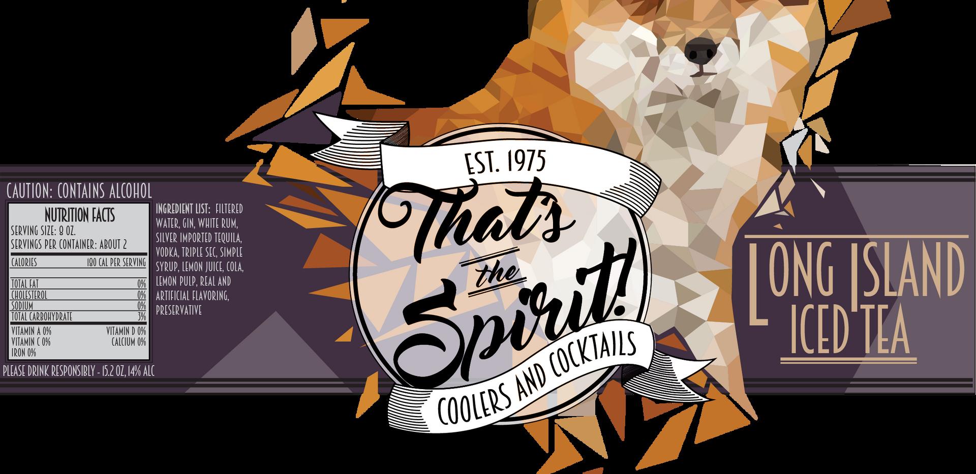 That's The Spirit | Fox Label