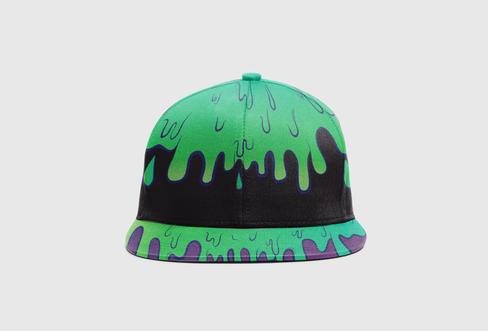 FLIP Apparel Co. | Slime Hat Front
