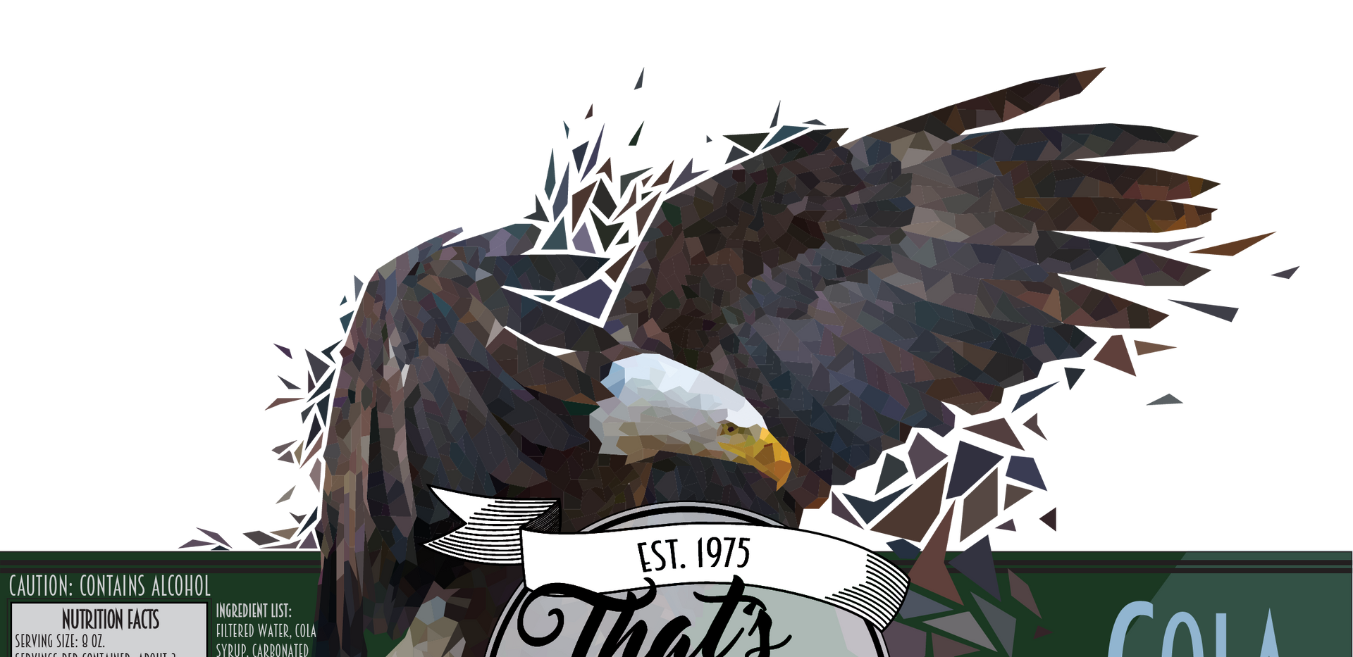 That's The Spirit | Eagle Label