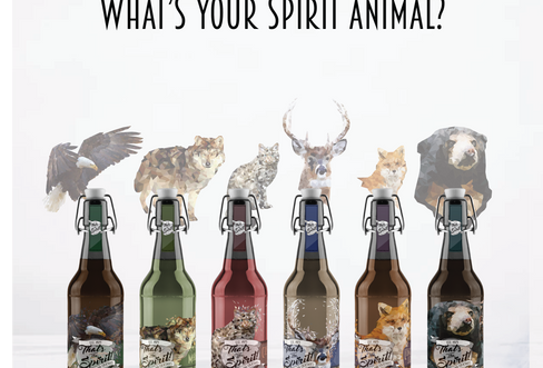 That's The Spirit | Vertical Ad