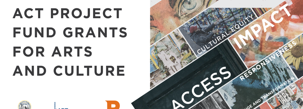 ACT Project Fund Grant Facebook Cover