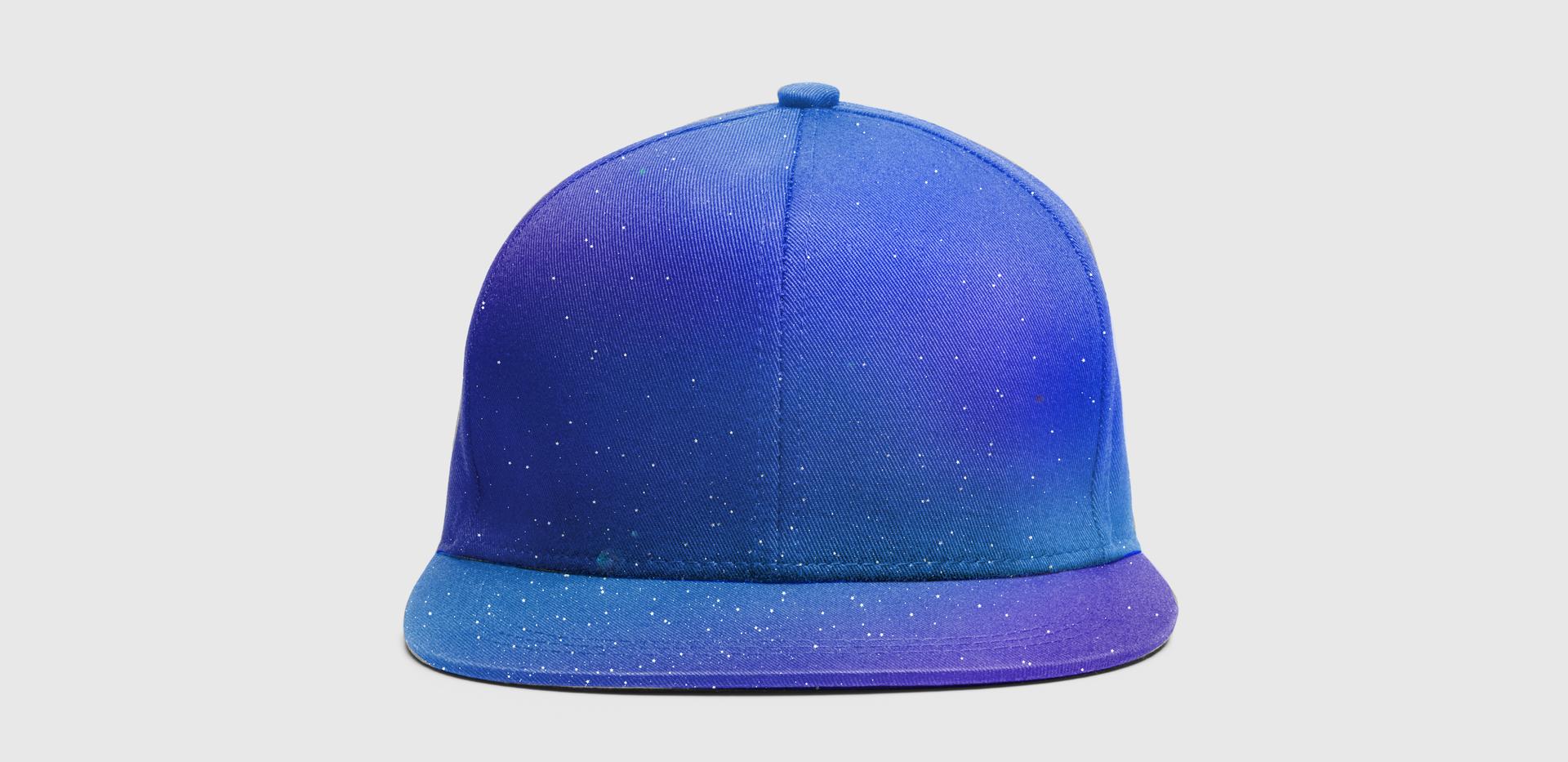FLIP Apparel Co. | Space Hat Front