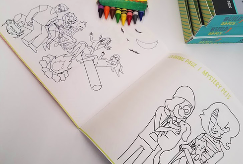 BUILDables | Coloring Pages