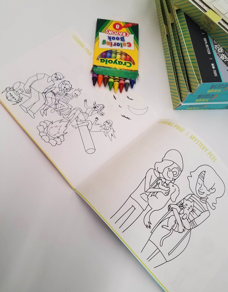 BUILDables   Coloring Pages