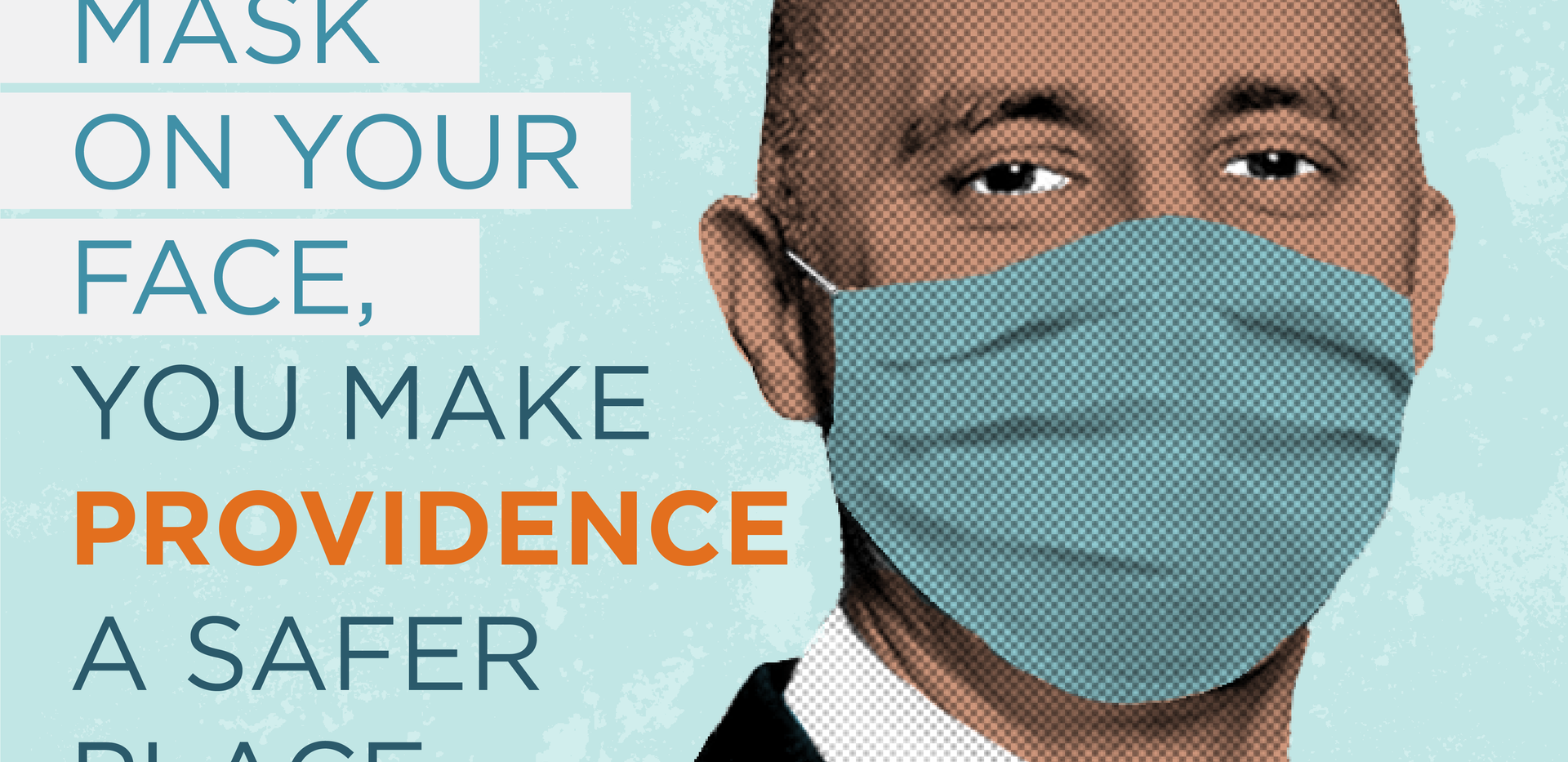 Wear a Mask Series - Mayor Jorge O. Elor