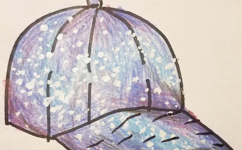 FLIP Apparel Co. | Space Sketch