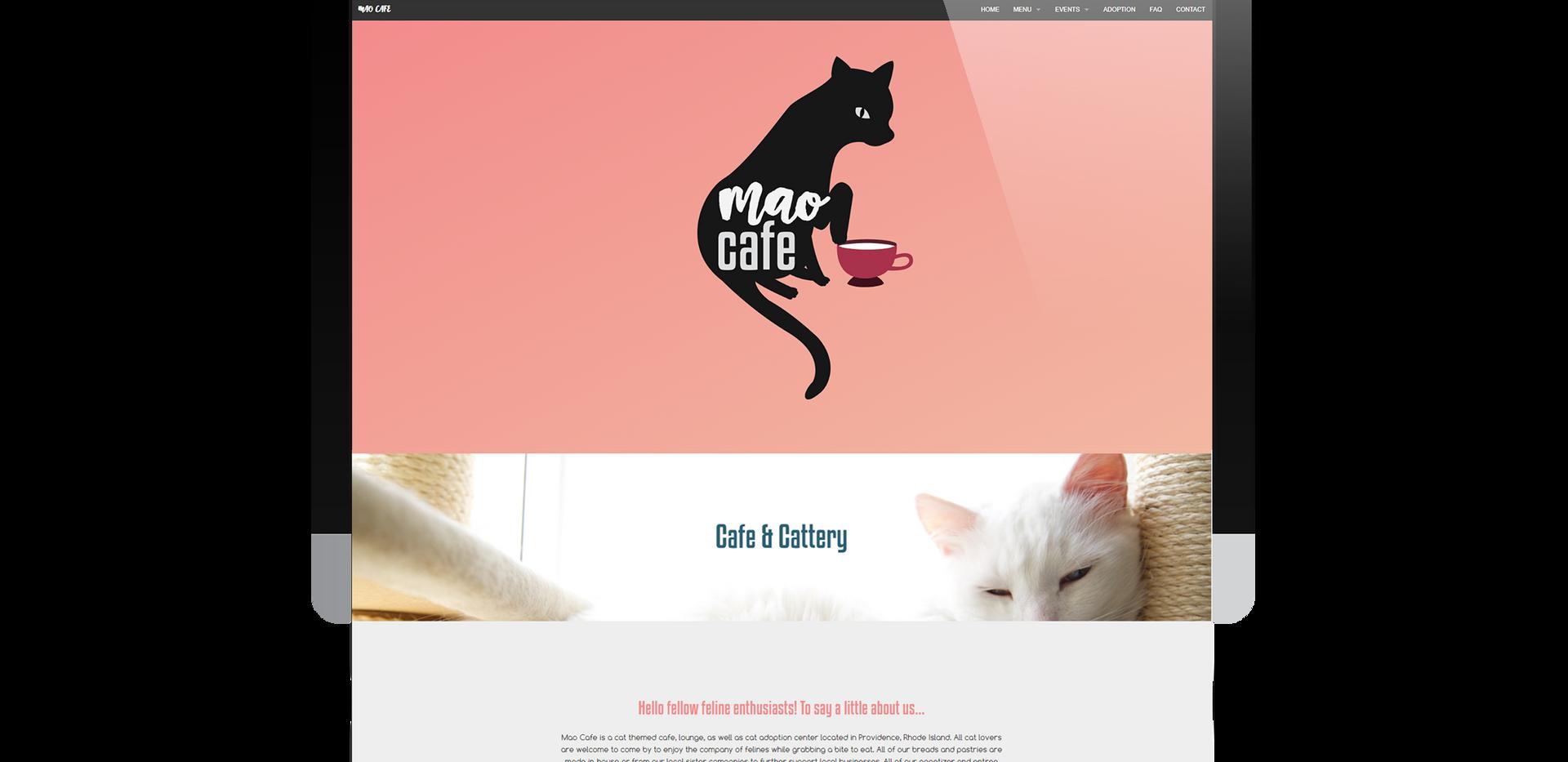 Mao Cafe   Web I