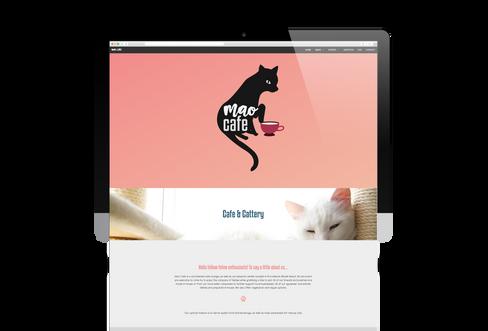 Mao Cafe | Web I