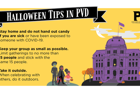 COVID-19 Halloween Tips