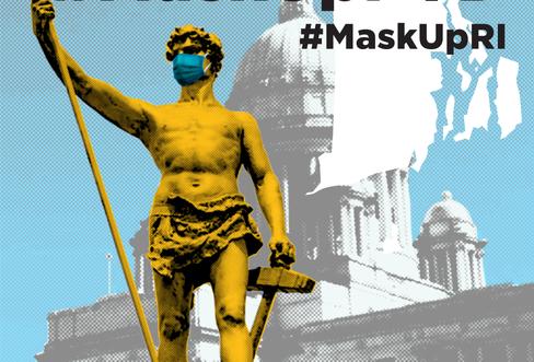 Wear a Mask Series - RI State