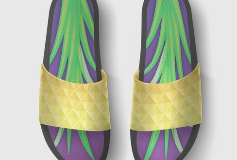FLIP Apparel Co. | Pineapple Slides Top