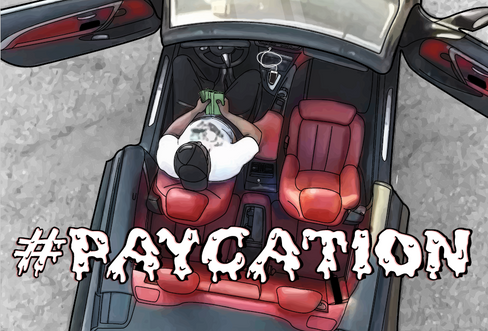 Sunny Picasso | #paycation