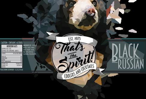 That's The Spirit | Bear Label