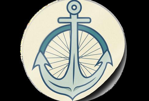 EBBP Wayfinding | Sticker II