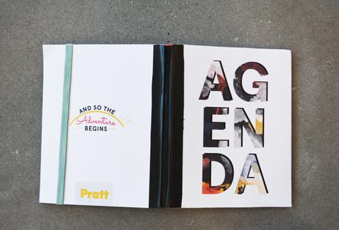 Pratt | Agenda Outside