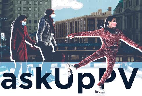 #MaskUpPVD Rink Dasher Ad