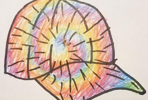 FLIP Apparel Co. | Tie Dye Sketch