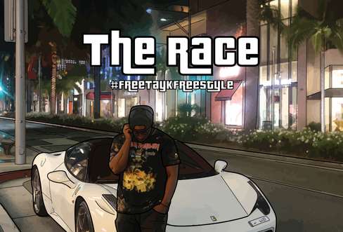 Sunny Picasso | The Race
