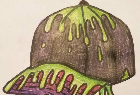 FLIP Apparel Co. | Slime Sketch