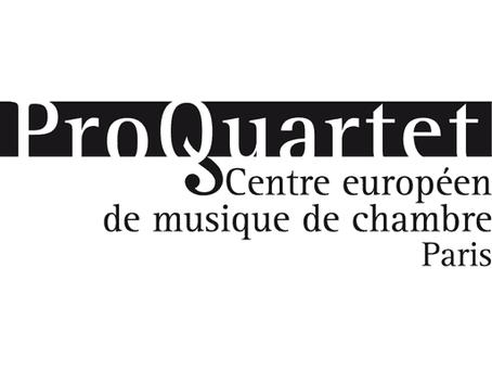 Quatuor Pâris au Collège des Bernardins