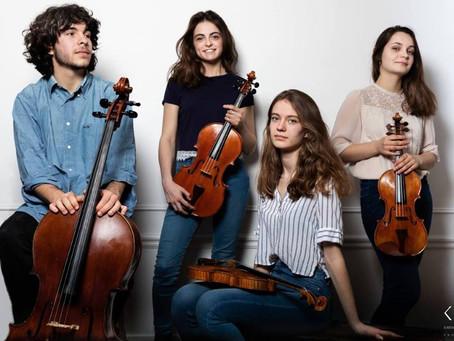 Quatuor Hemera