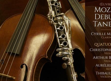Concert Clarinette & Cordes