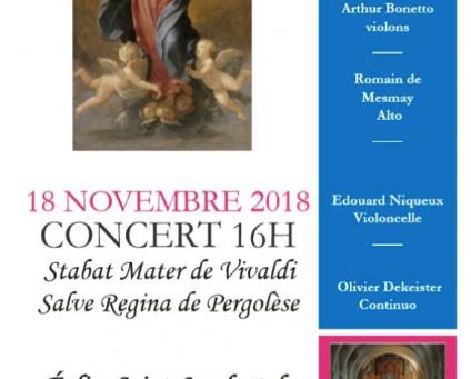 Vivaldi, Pergolèse
