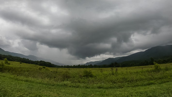 Convection Over Cades Cove