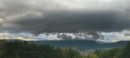Low-Topped Supercell