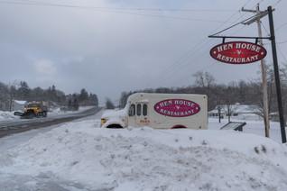 Garrett County Snow Drifts