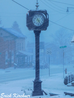 A Snowy Evening in Grantsville, MD